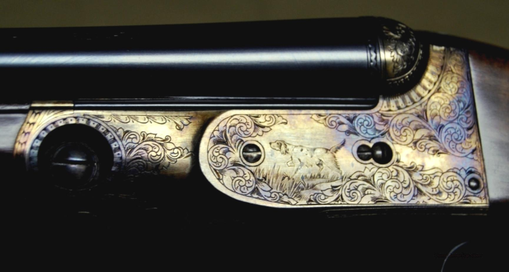 Parker Repro 28ga. - SN00048!  UNFIRED, CASE, MANUAL, ALL BOXES!    Guns > Shotguns > Parker Reproductions Shotguns