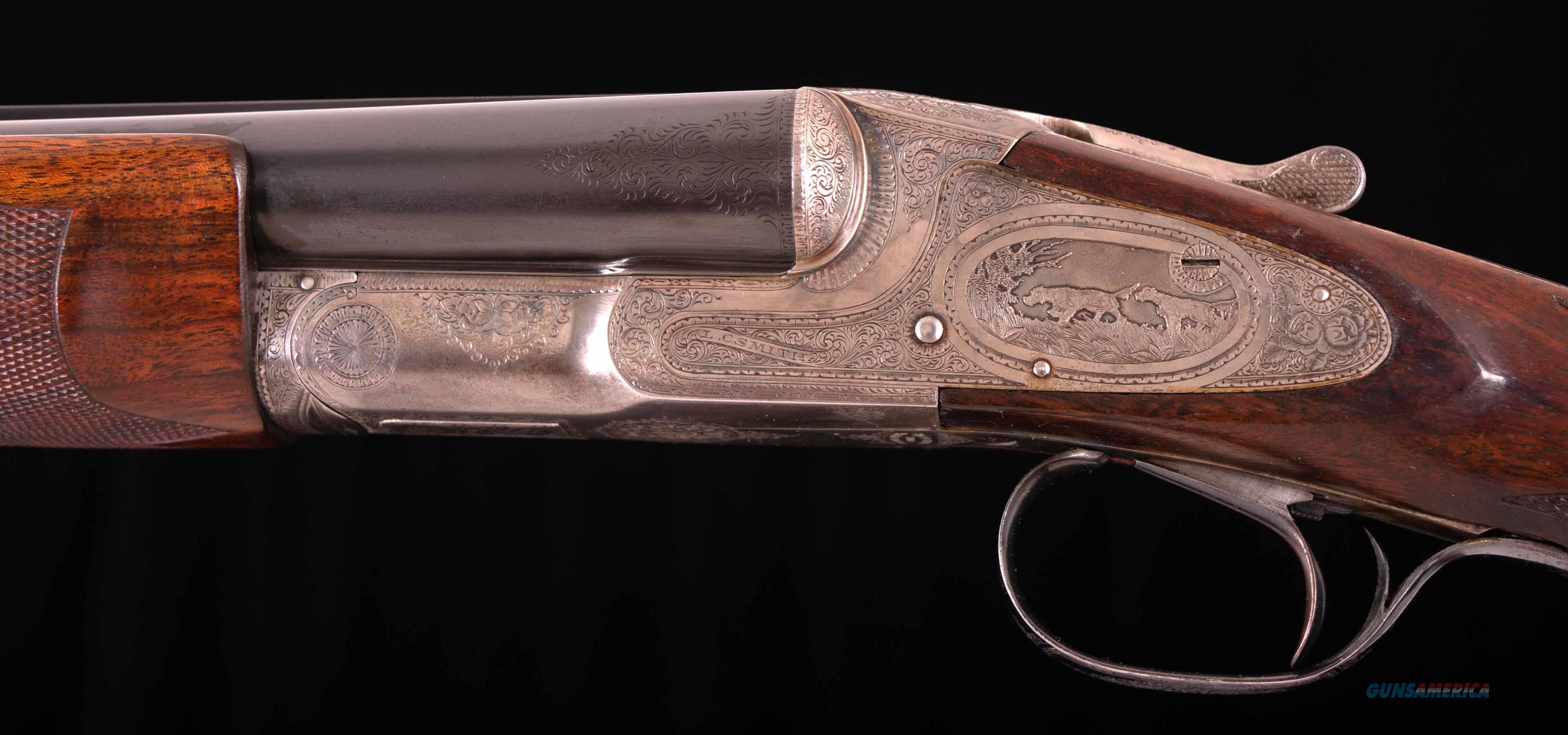 L.C. Smith Crown 12 Gauge – PROVENANCE, VENT RIB, vintage firearms inc  Guns > Shotguns > L.C. Smith Shotguns