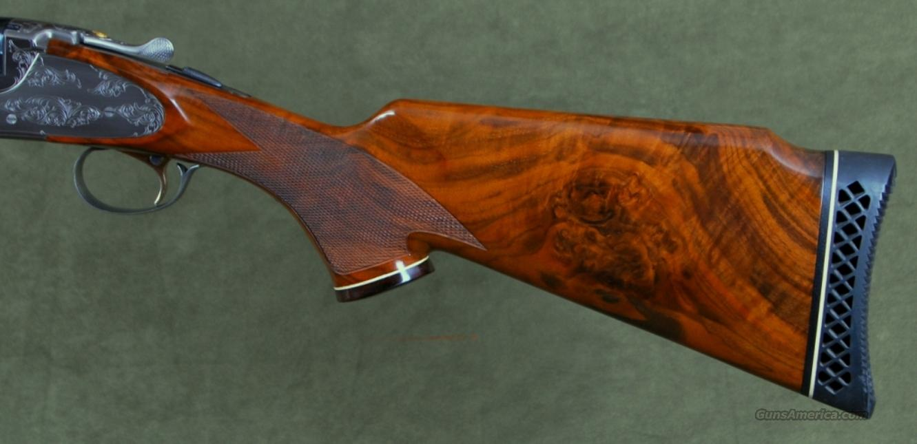 Weatherby Athena Single Barrel Trap, 12ga., AS NEW, GREAT WOOD!!!  Guns > Shotguns > Weatherby Shotguns > Trap/Skeet > O/U