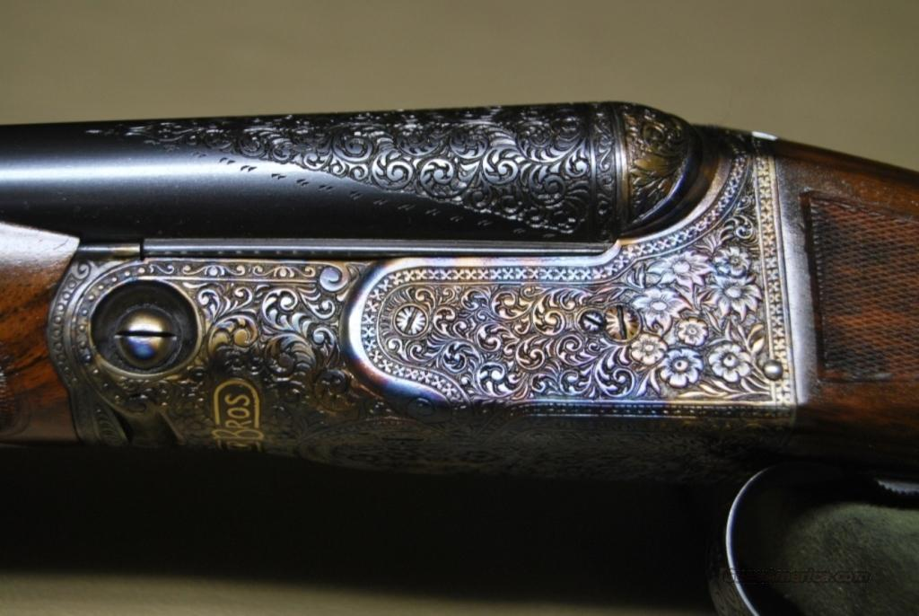 Parker AAHE 20ga. - PACHMAYR UPGRADE,  PERFECTION, BARGAIN!!!  Guns > Shotguns > Parker Shotguns
