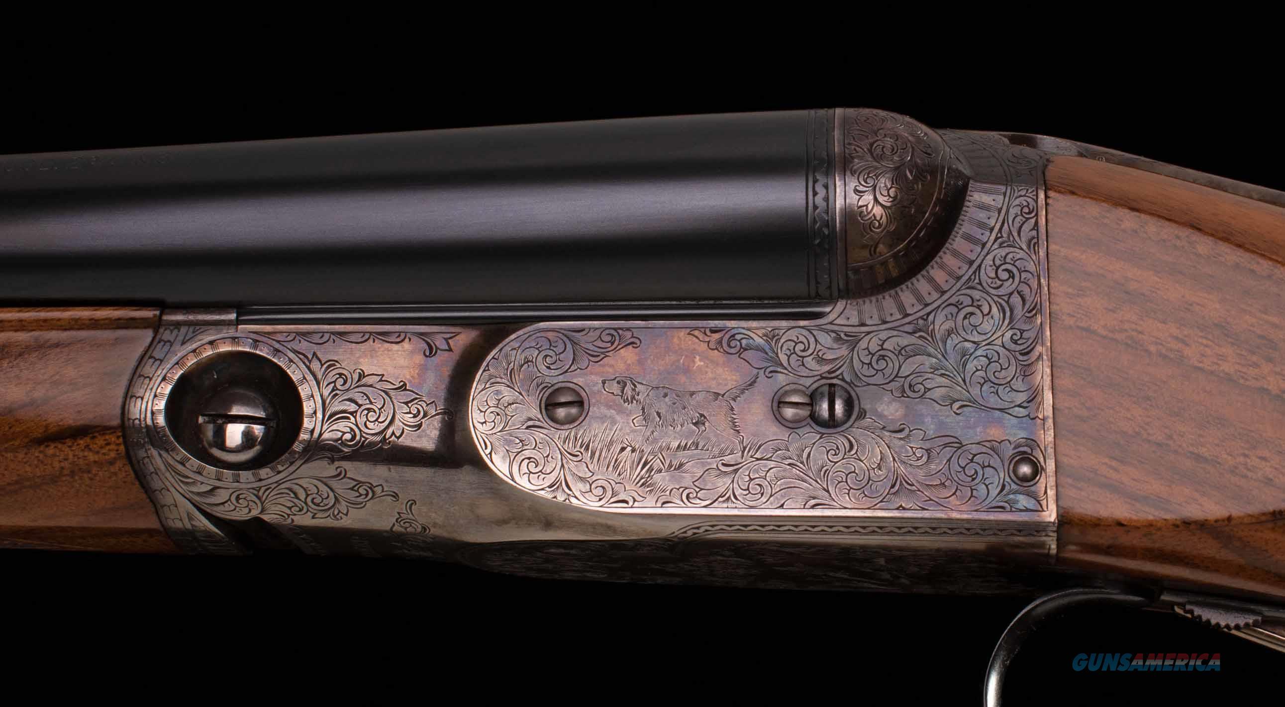 """Parker Reproduction DHE 20 Gauge – 28"""" M/F, 99%, SST, CASE, vintage firearms inc  Guns > Shotguns > Parker Shotguns"""