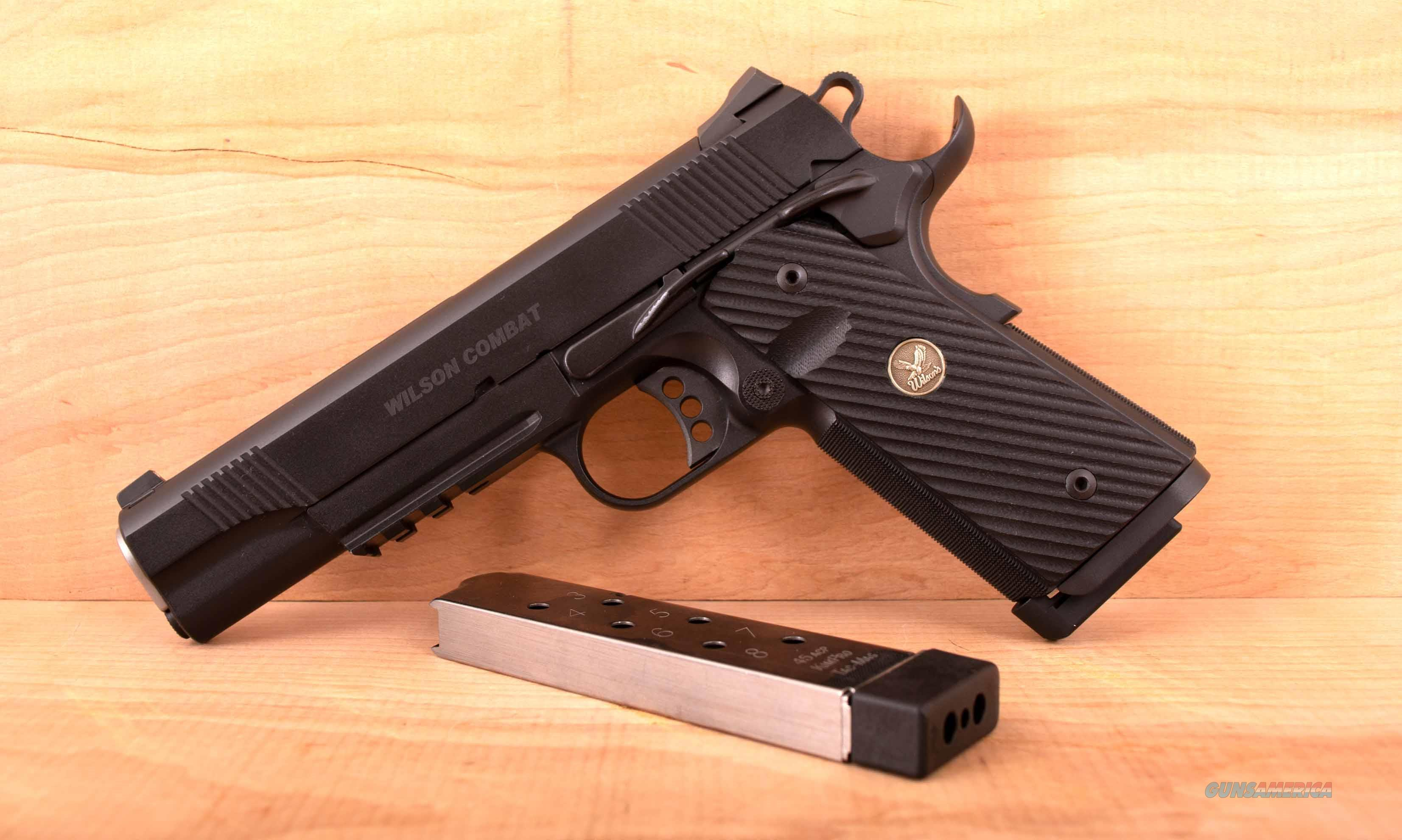 Wilson Combat CQB Elite .45acp – CUSTOM ORDER wilson combat, vintage firearms inc   Guns > Pistols > Wilson Combat Pistols