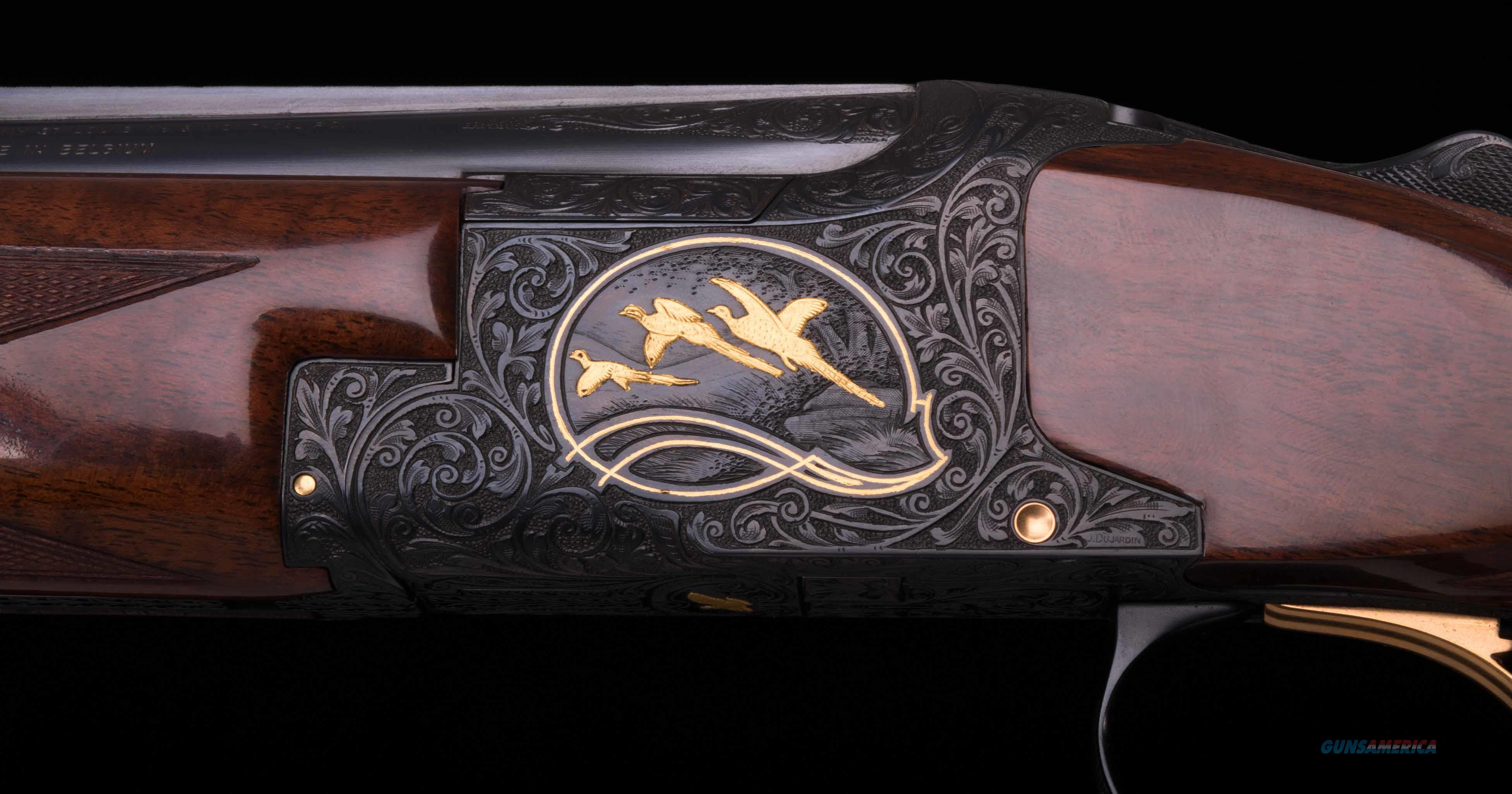 Browning Superposed Midas 28 Gauge – 1 OF 119, AS NEW, LETTER, BOX, vintage firearms inc   Guns > Shotguns > Browning Shotguns > Over Unders > Belgian Manufacture