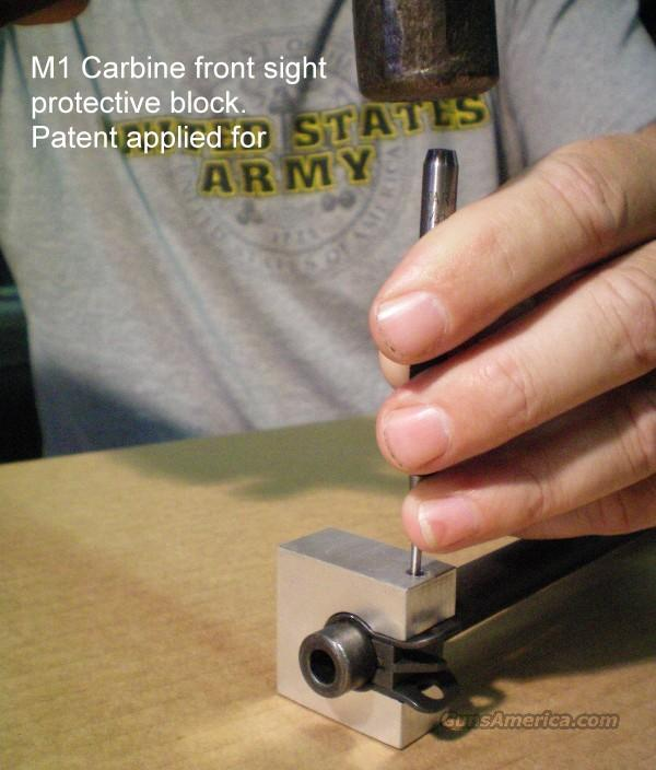 M1/M2 Carbine front sight protective block  Non-Guns > Gunsmith Tools/Supplies