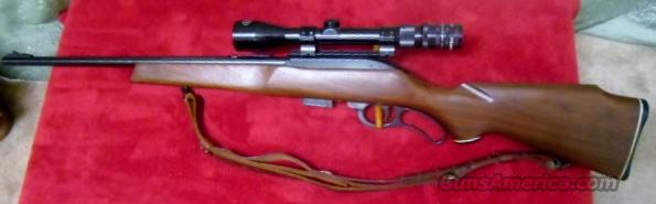 Marlin Model 62 Levermatic .30 Carbine   Guns > Rifles > Marlin Rifles > Modern > Lever Action