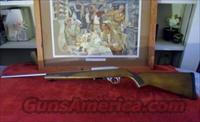 RUGER MODEL 10/22 DELUXE .22 CAL.  RIFLE  STAINLESS---EXCELLENT  Guns > Rifles > Ruger Rifles > 10-22