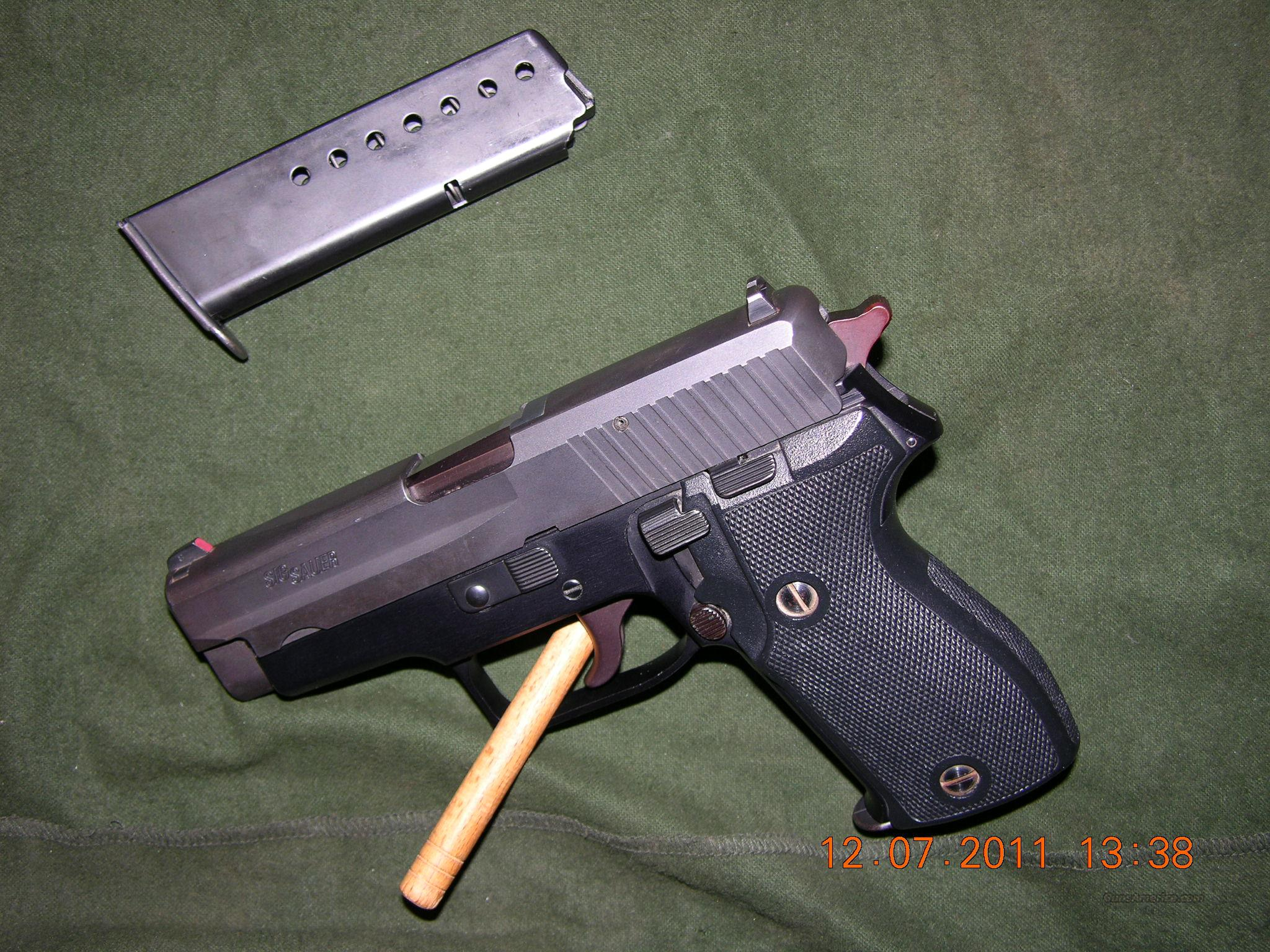 Sig P225 9mm Made in Germany  Guns > Pistols > Sig - Sauer/Sigarms Pistols > Other