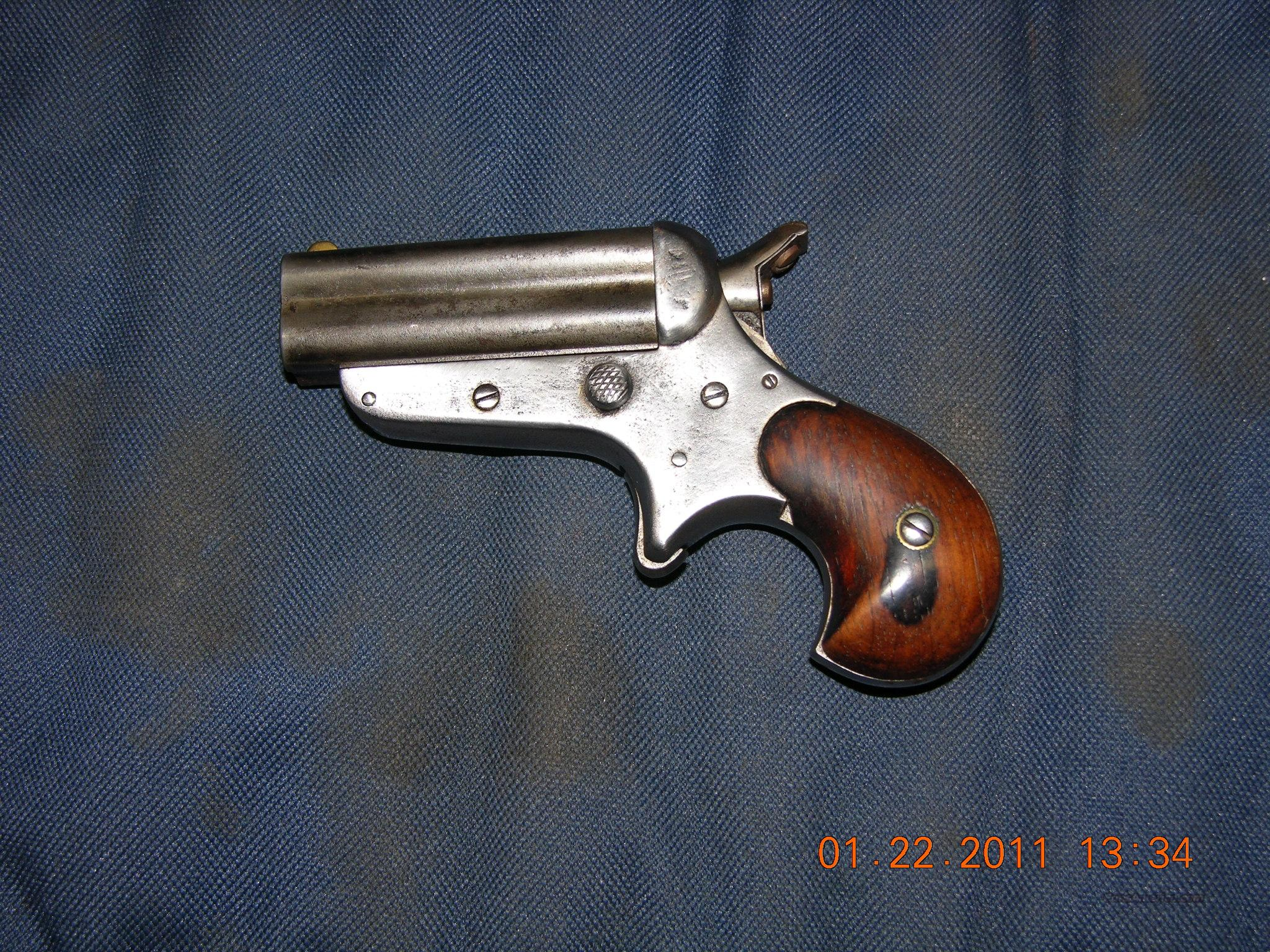 Sharps Pepperbox 4th Model Birdshead grip  Guns > Pistols > Sharps Pistols