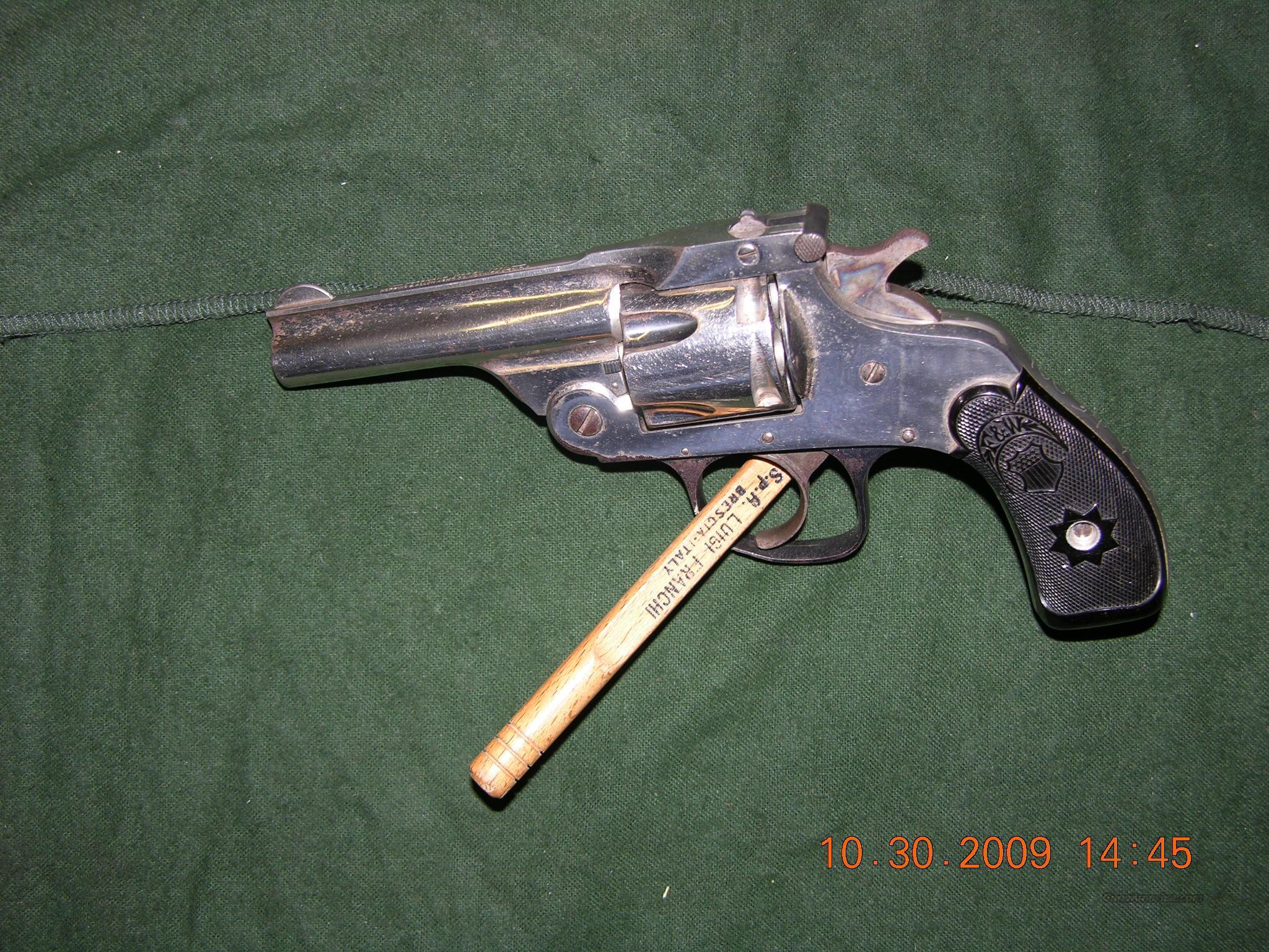 Hopkins amp allen forehand model 1901 38 s amp w guns gt pistols gt hopkins