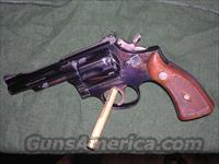 K-38 Combat Masterpiece  Guns > Pistols > Smith & Wesson Revolvers > Full Frame Revolver