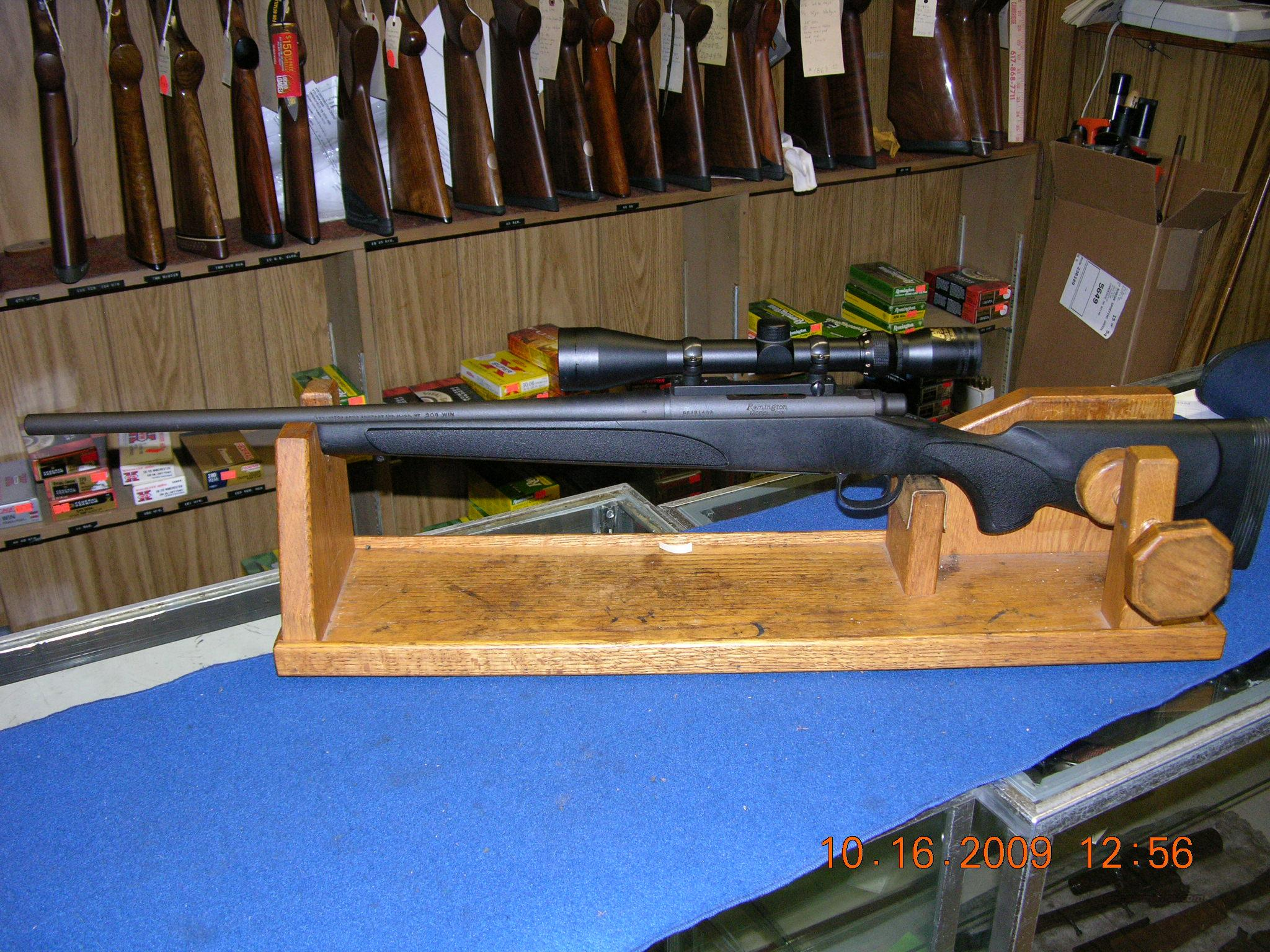 Remington Model 700 SPS Youth with scope  Guns > Rifles > Remington Rifles - Modern > Model 700 > Sporting