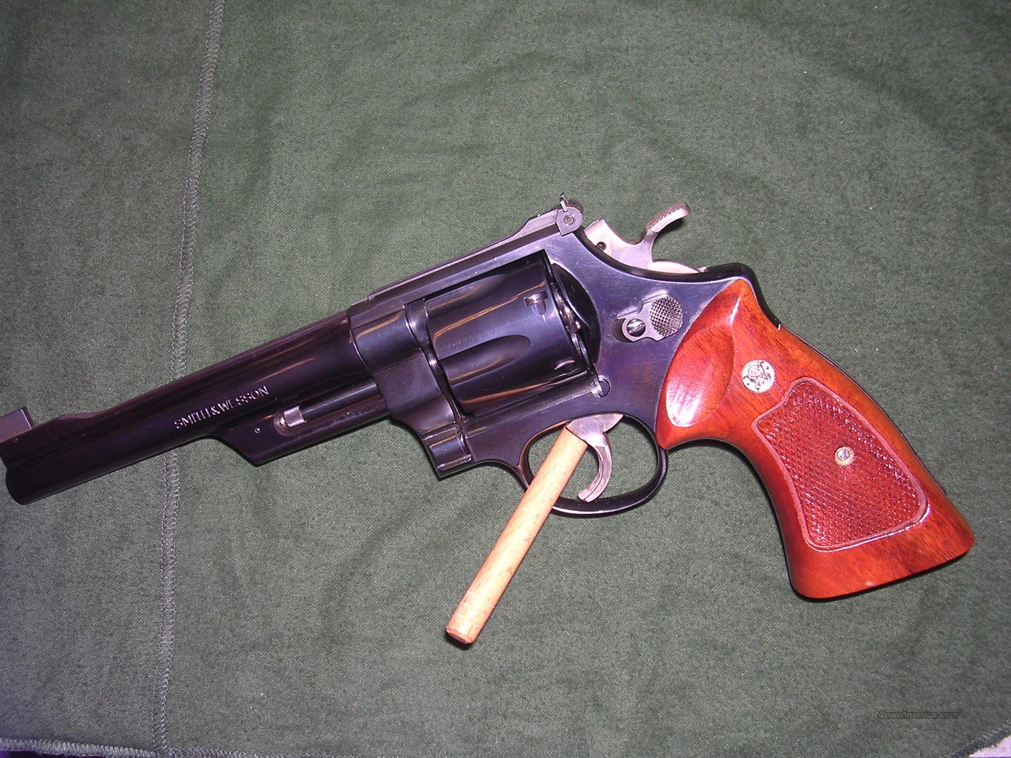 S&W Model 24-3 .44 Special  Guns > Pistols > Smith & Wesson Revolvers > Full Frame Revolver