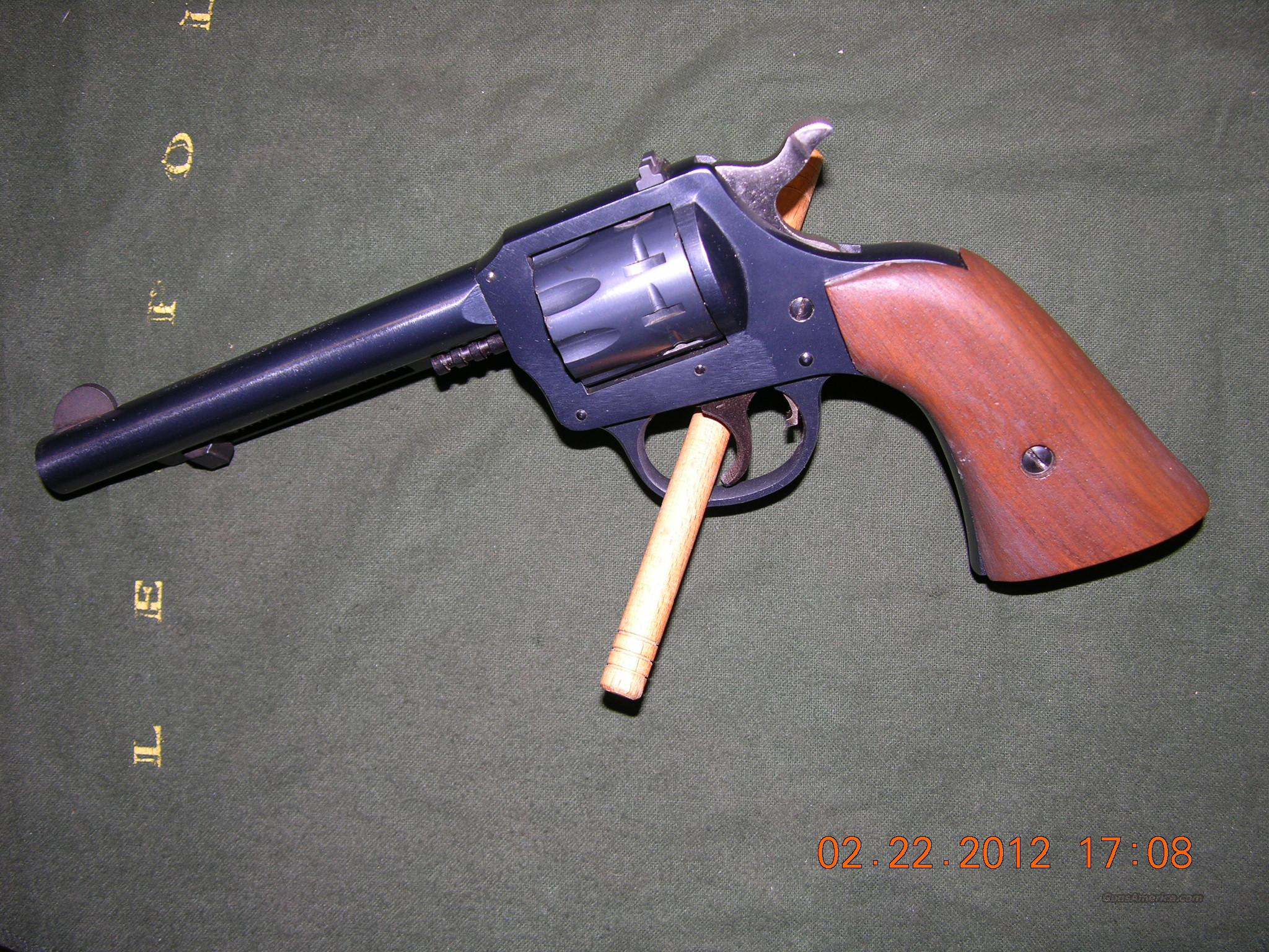 "H&R Model 949 ""Forty Niner"" .22LR DA/SA revolver  Guns > Pistols > Harrington & Richardson Pistols"