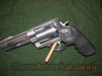 S&W Model 460V .460 S&W Magnum 5 inch  Guns > Pistols > Smith & Wesson Revolvers > Full Frame Revolver