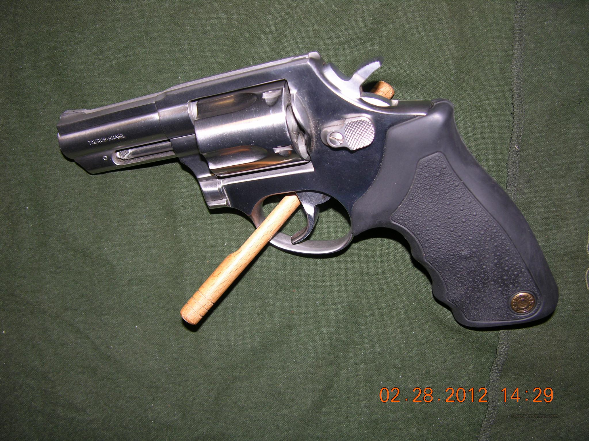 Taurus Model 431 Stainless .44 Special 3 inch  Guns > Pistols > Taurus Pistols/Revolvers > Revolvers
