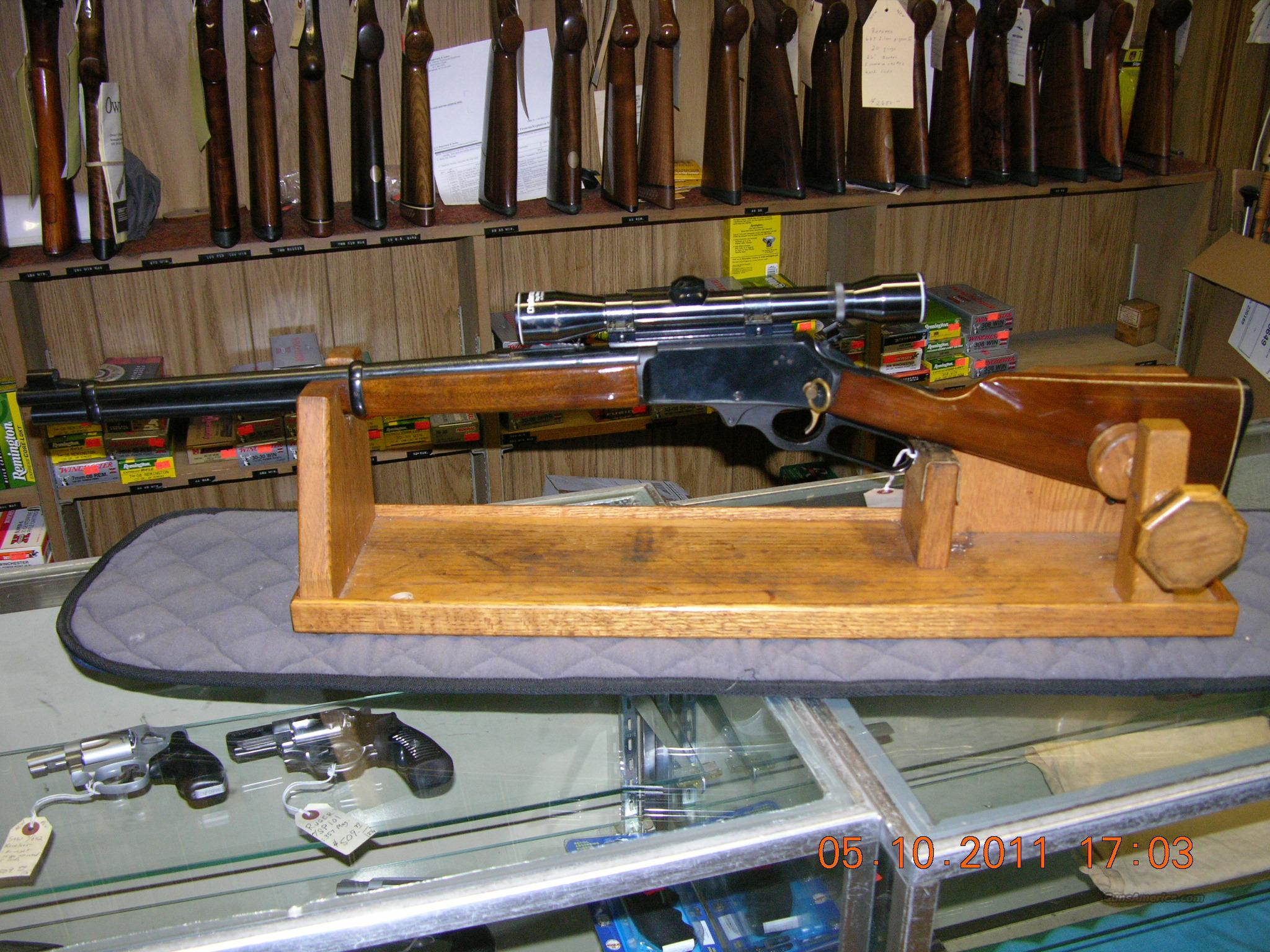 Marlin Model 336T Texan carbine .30-30 Win  Guns > Rifles > Marlin Rifles > Modern > Lever Action