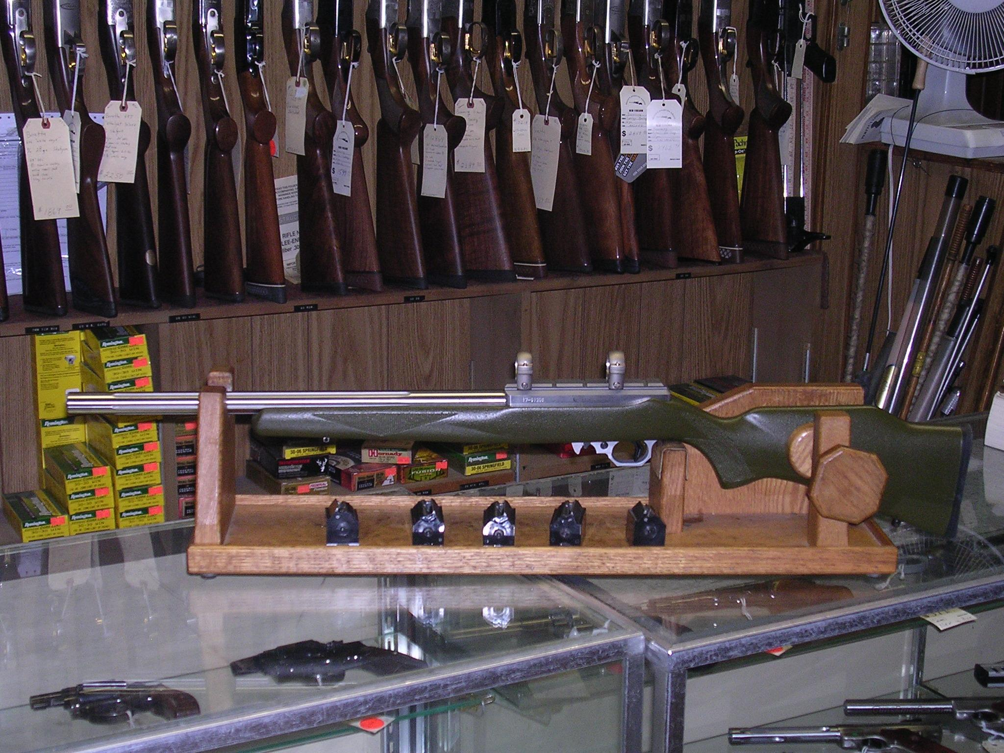 Volquartsen Standard Model .17HMR  Guns > Rifles > V Misc Rifles