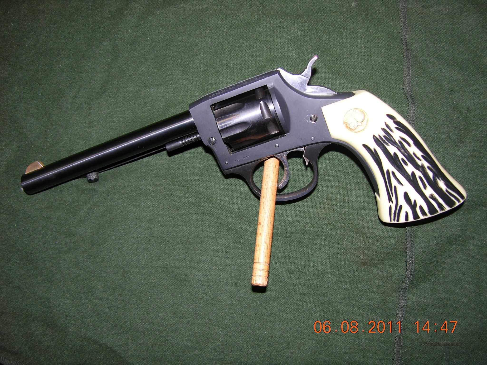 Iver Johnson Model 50A Sidewinder .22LR revolver  Guns > Pistols > Iver Johnson Pistols