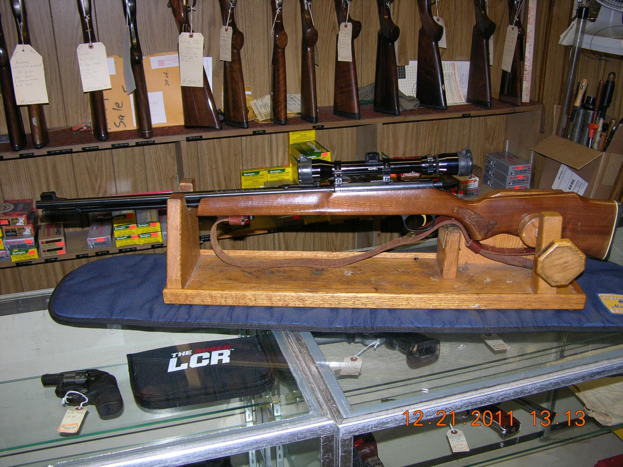 Marlin Model 783 22 Magnum with Bushnell 3-9x32 scope  Guns > Rifles > Marlin Rifles > Modern > Bolt/Pump