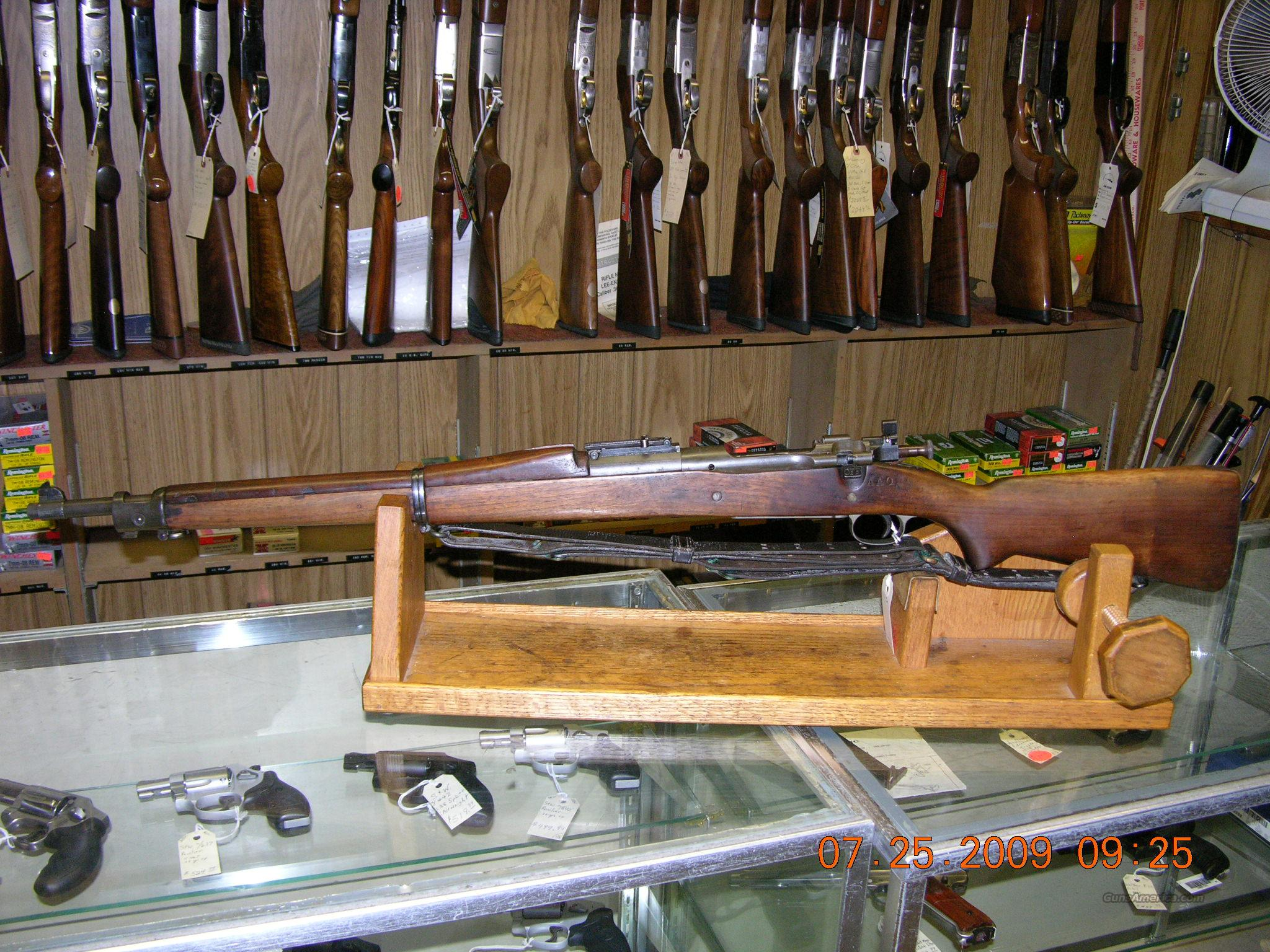 Remington Model 1903 WWII  Guns > Rifles > Military Misc. Rifles US > 1903 Springfield/Variants