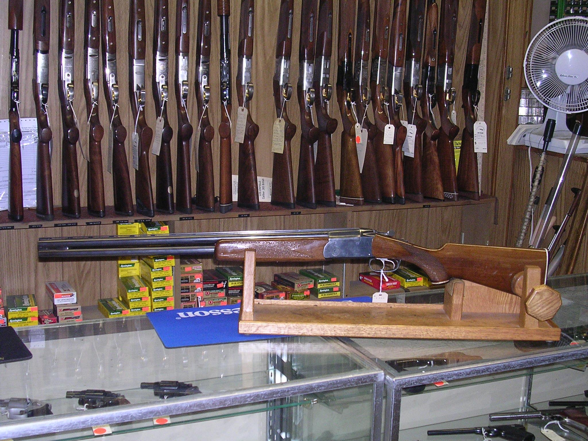 Boito 12 Gauge Over & Under  Guns > Shotguns > B Misc Shotguns