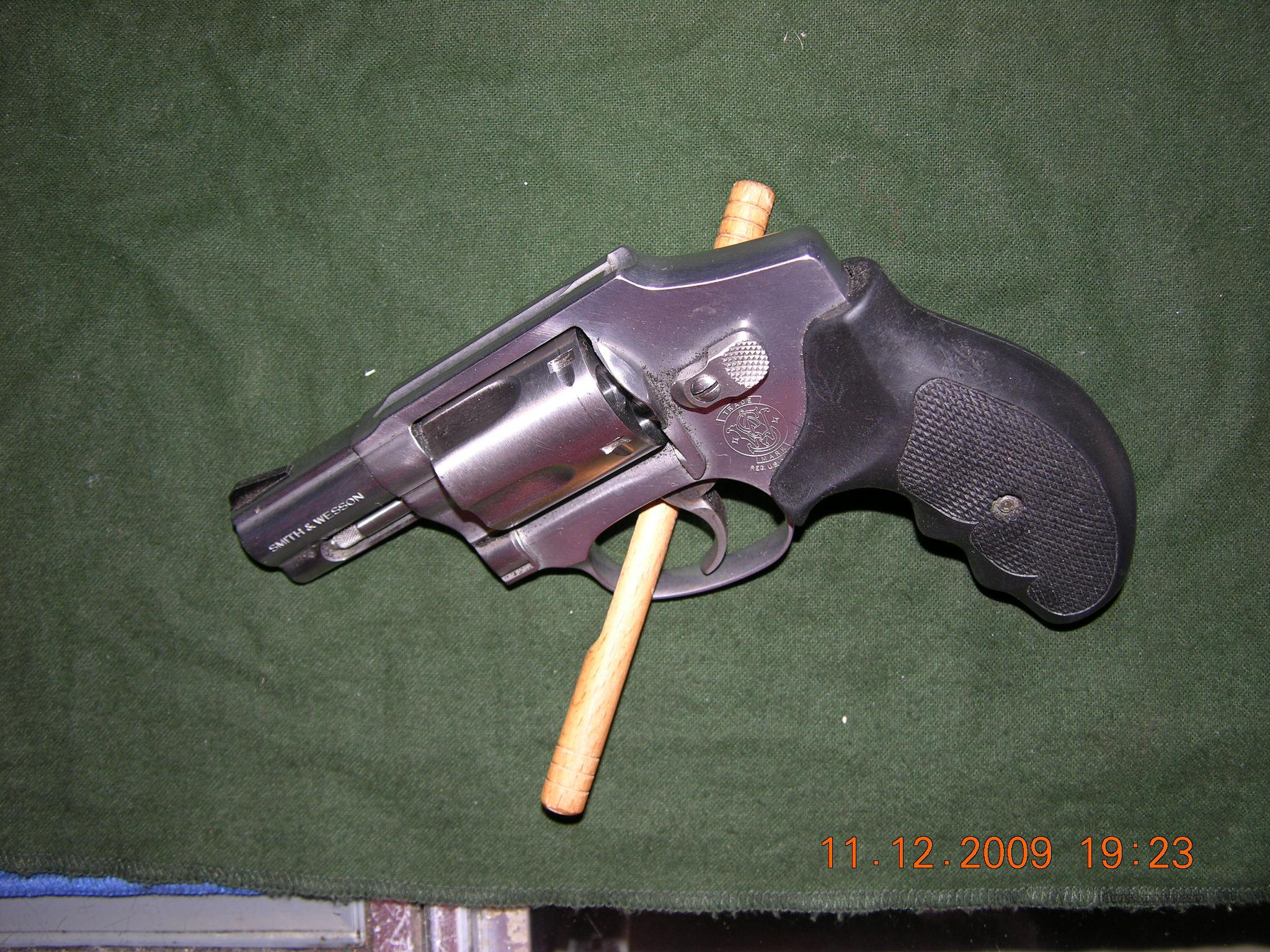 S&W Model 640 Stainless .357 Magnum 2 inch  Guns > Pistols > Smith & Wesson Revolvers > Full Frame Revolver