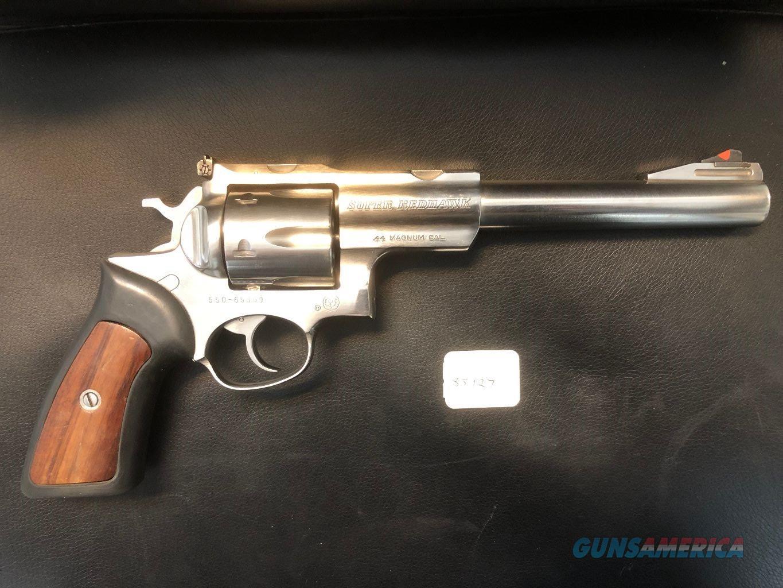 Ruger    Super Redhawk   44 magnum   Guns > Pistols > Ruger Double Action Revolver > Redhawk Type