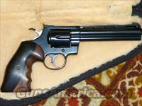 Colt Python Custom Shop  Guns > Pistols > Colt Double Action Revolvers- Modern