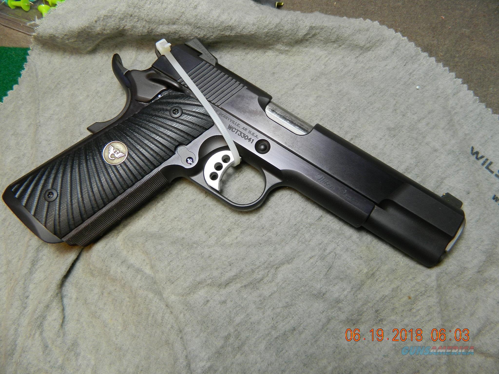 Wilson Combat CQB Elite 45 acp  Guns > Pistols > Wilson Combat Pistols