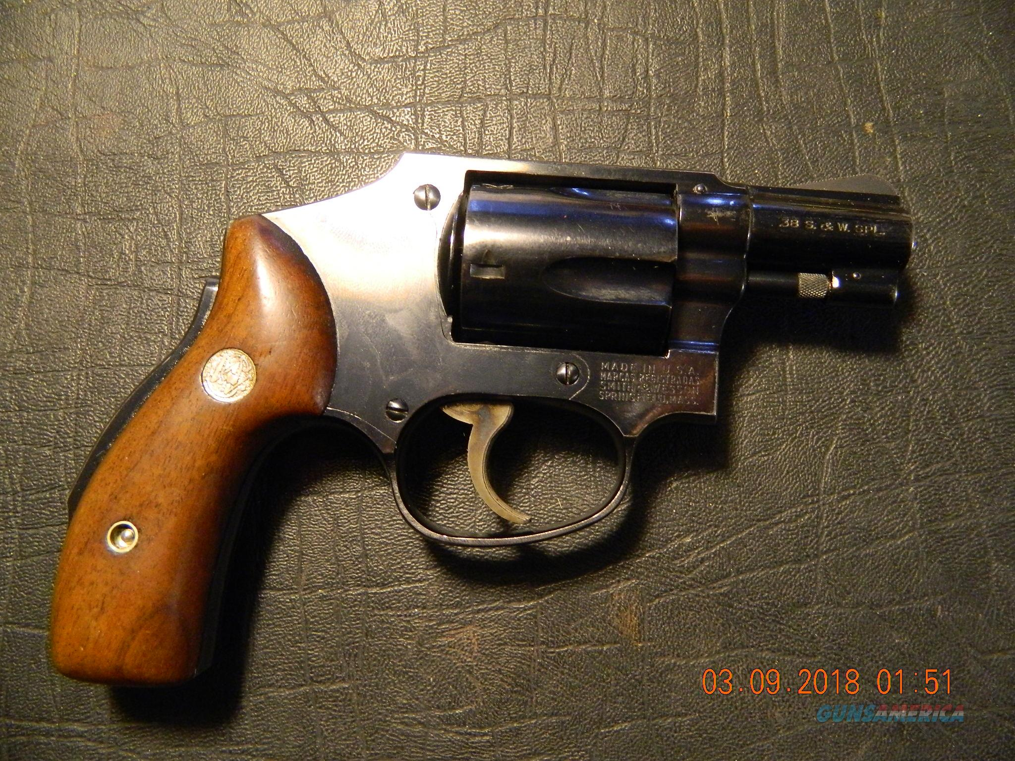 Smith Wesson model 40 high horn grip centennial.  Guns > Pistols > Smith & Wesson Revolvers > Small Frame ( J )