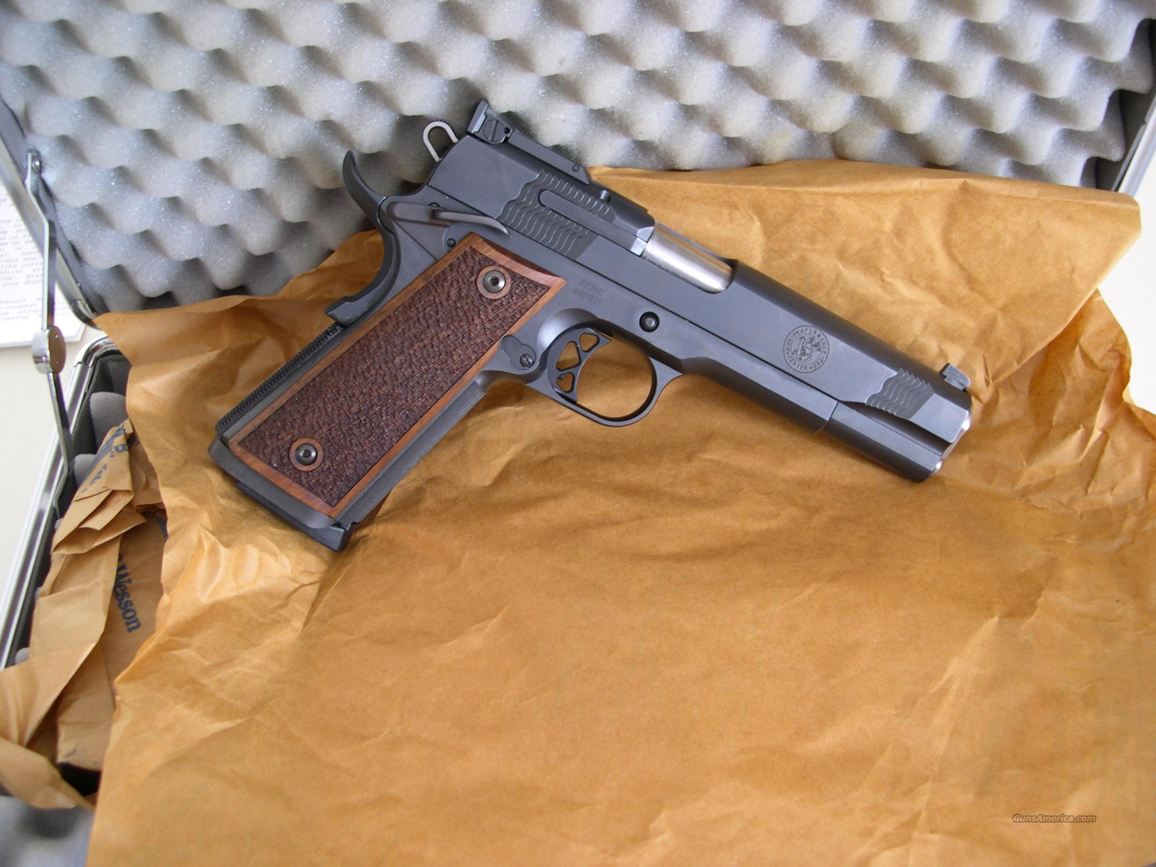 S&W PC 1911  Guns > Pistols > Smith & Wesson Pistols - Autos > Steel Frame