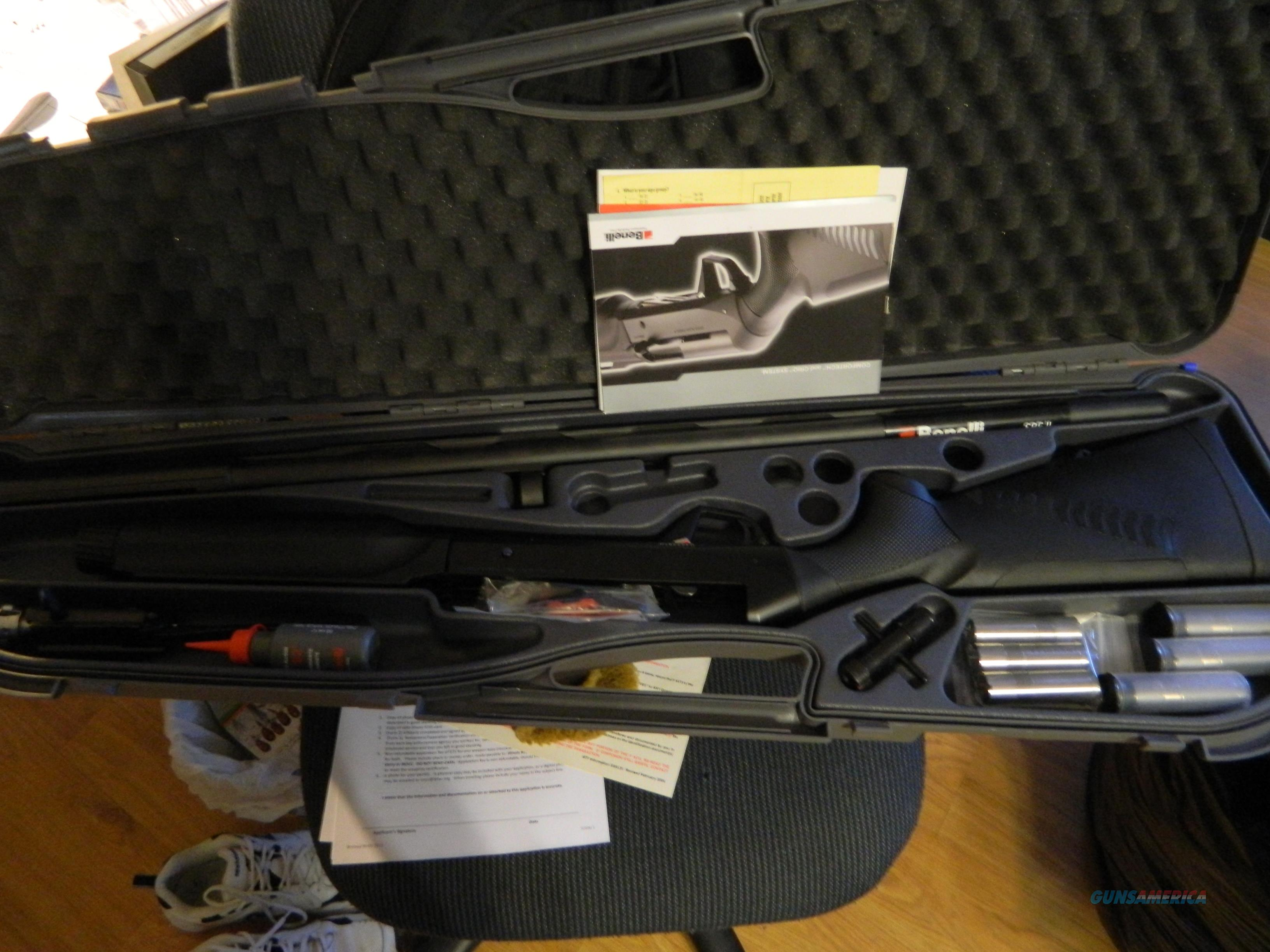 BENELLI SUPER BLACK EAGLE 2  Guns > Shotguns > Benelli Shotguns > Sporting
