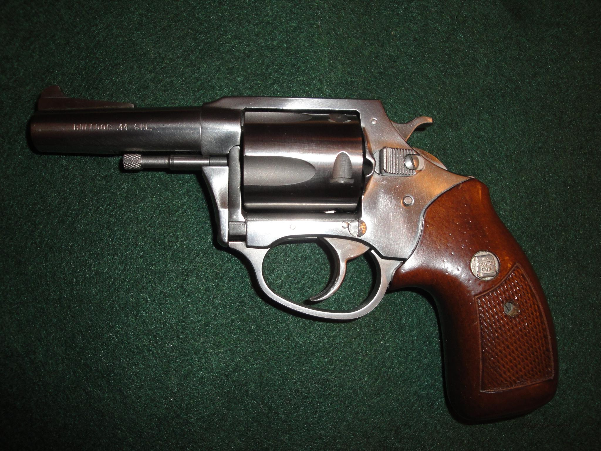 Charter Arms Bull Dog .44 Special  Guns > Pistols > Charter Arms Revolvers