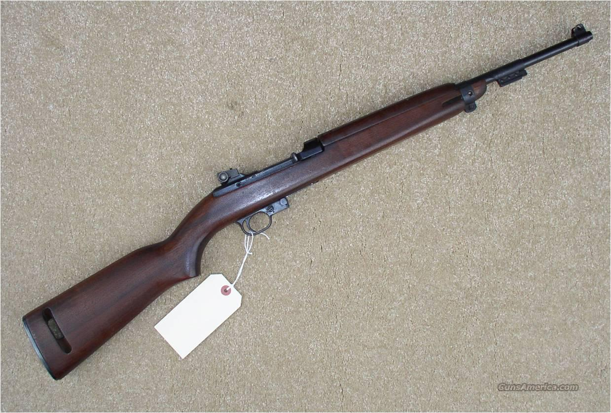 Wm on Universal M1 30 Caliber Carbine