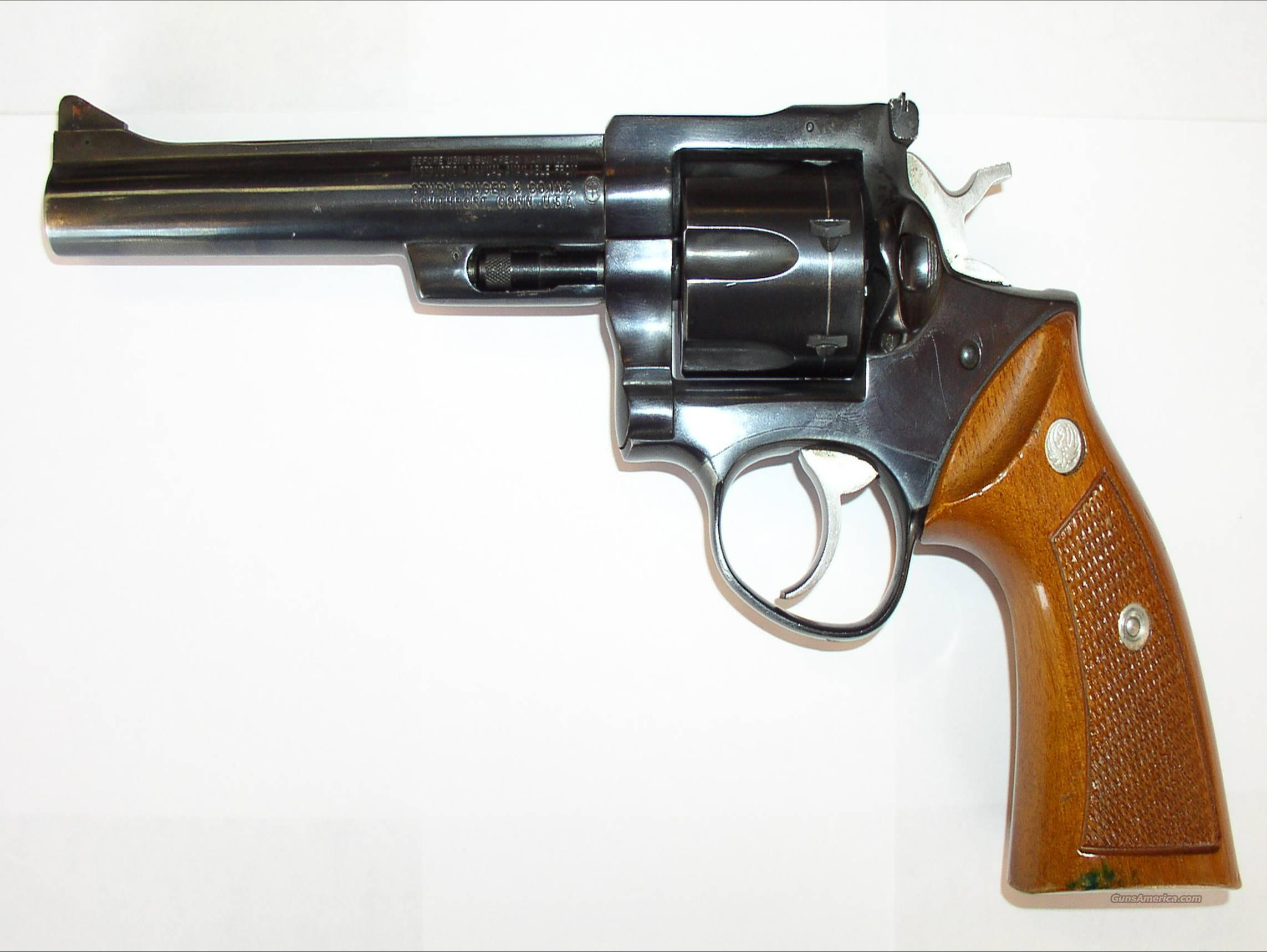 Ruger Security Six .357 Magnum  Guns > Pistols > Ruger Double Action Revolver > Security Six Type