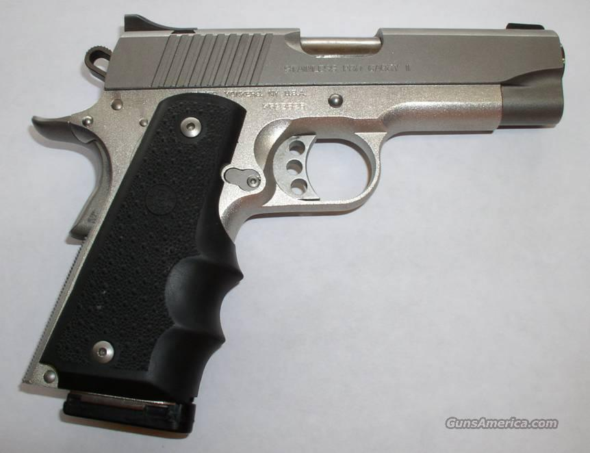 Kimber Stainless Pro Carry II - 45 ACP  Guns > Pistols > Kimber of America Pistols