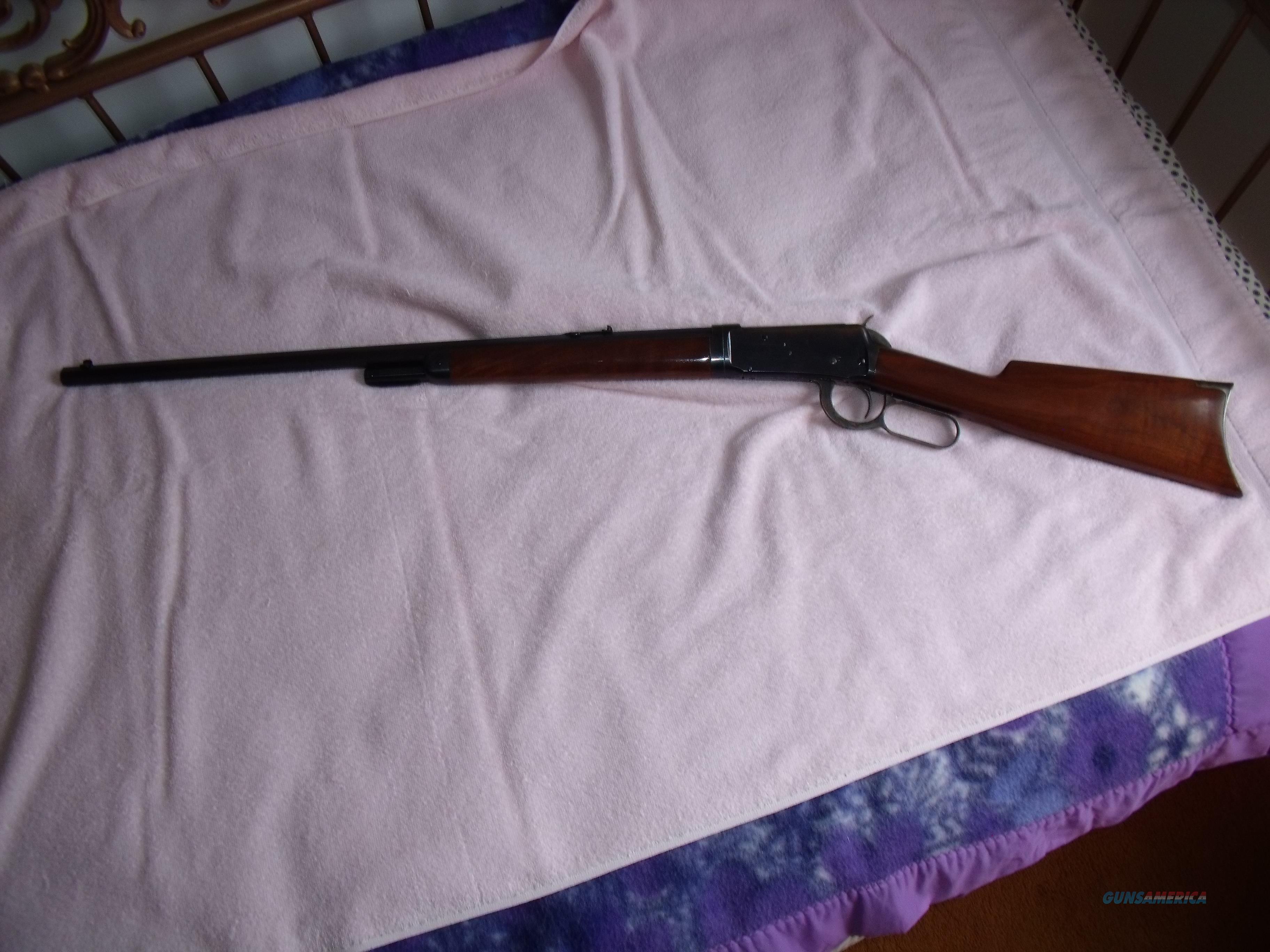 1894 Winchester Takedown Model  Guns > Rifles > Winchester Rifles - Pre-1899 Lever