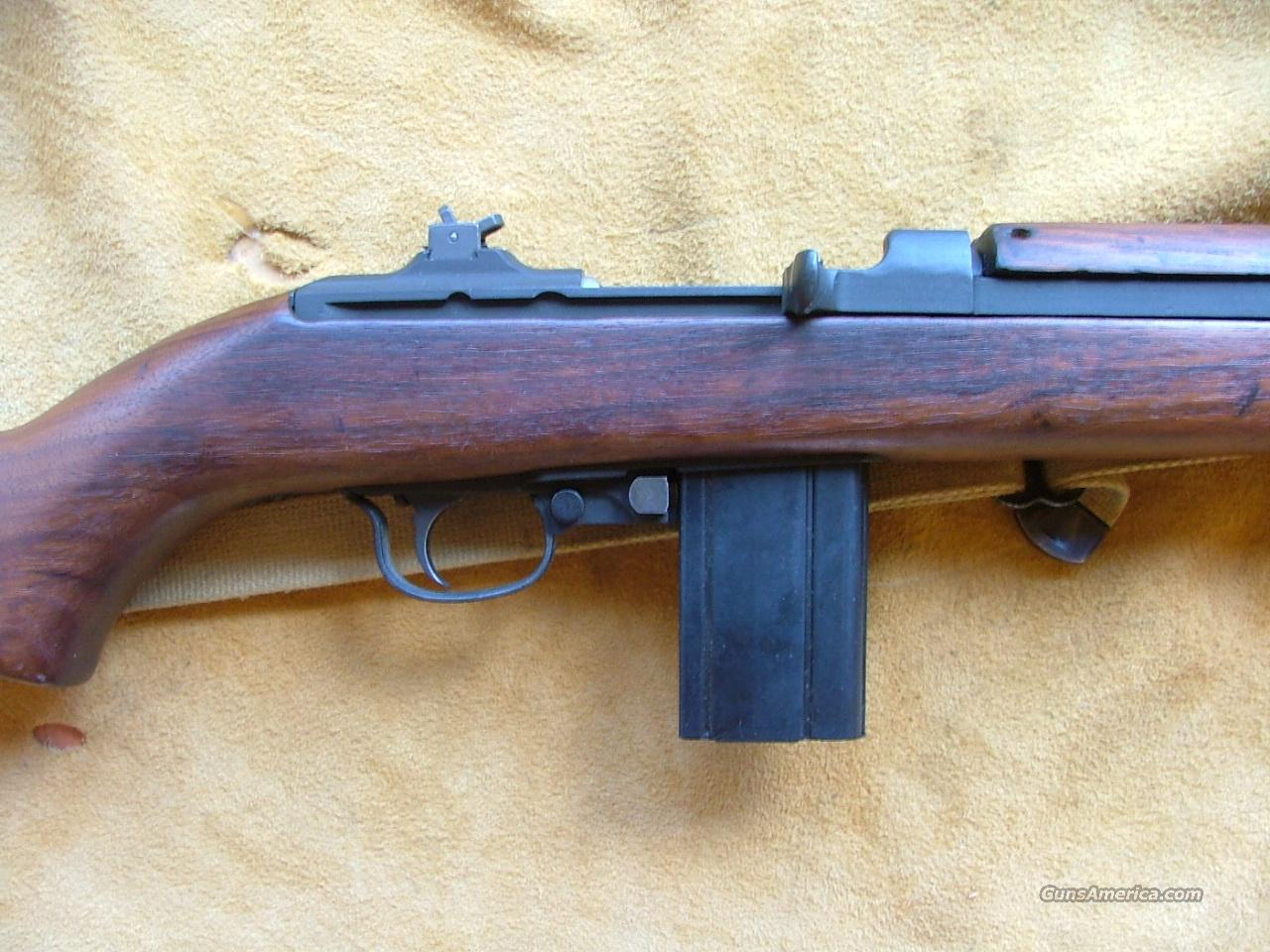 M1 CARBINE STANDARD PRODUCTS TYPE 1  Guns > Rifles > Military Misc. Rifles US > M1 Carbine