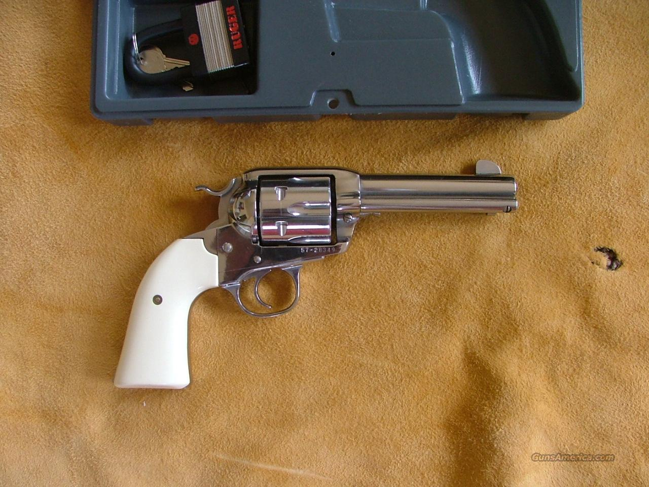 ruger vaquero bisley 44 mag   Guns > Pistols > Ruger Single Action Revolvers > Cowboy Action