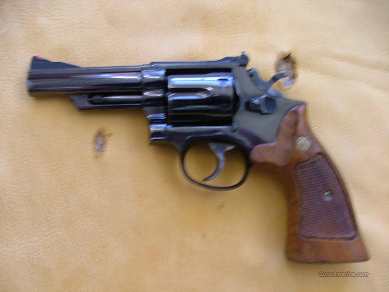 smith wesson 19-2 357 mag   Guns > Pistols > Smith & Wesson Revolvers > Full Frame Revolver