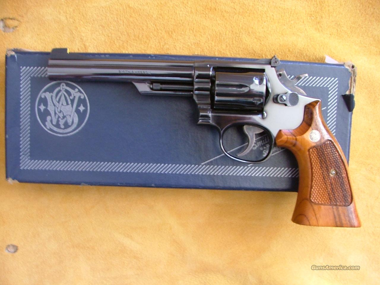 smith wesson model 19-4  357 mag   Guns > Pistols > Smith & Wesson Revolvers > Full Frame Revolver