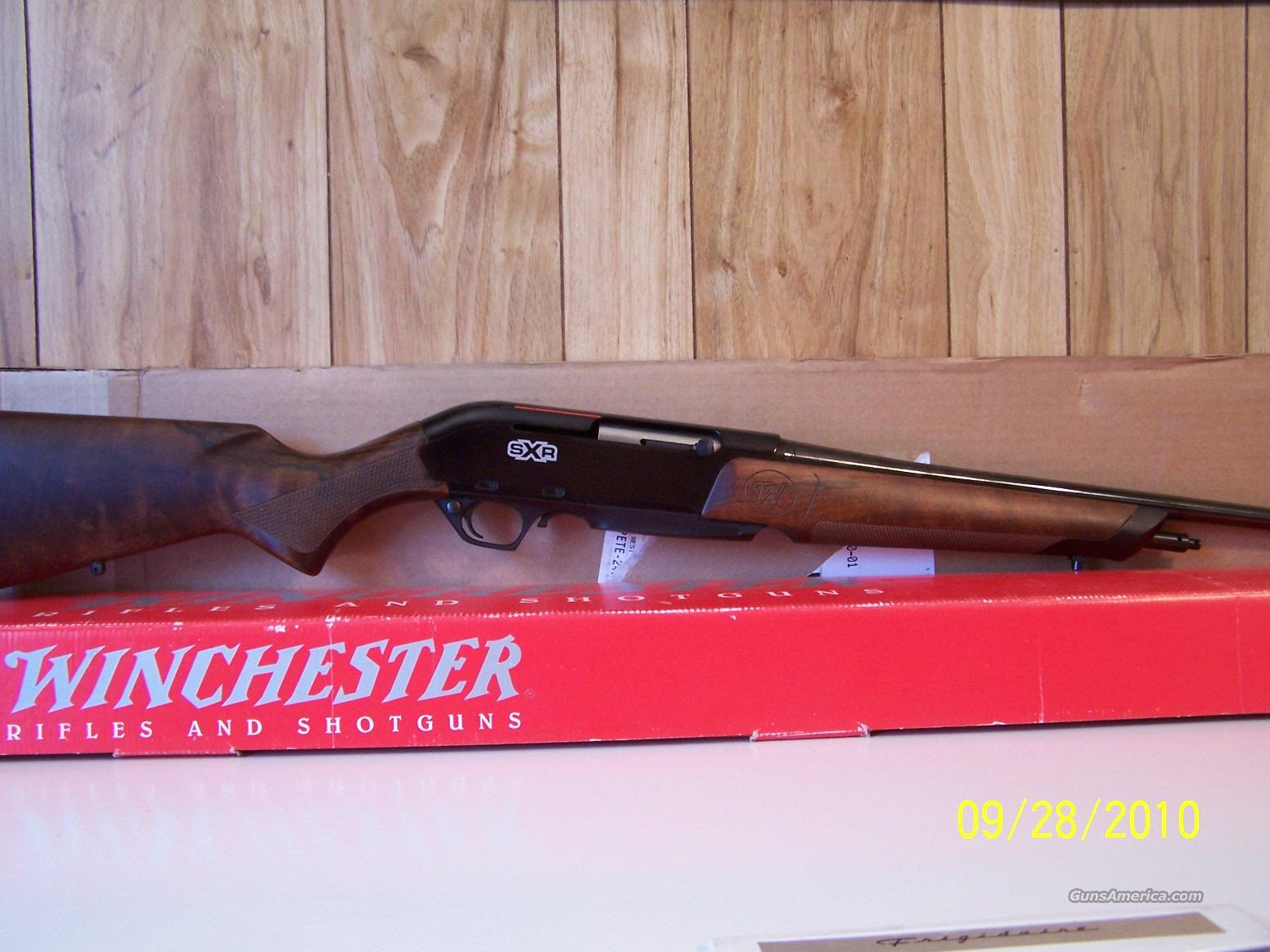 Winchester Super X Rifle 270WSM Free shipping  Guns > Rifles > Winchester Rifles - Modern Bolt/Auto/Single > Autoloaders