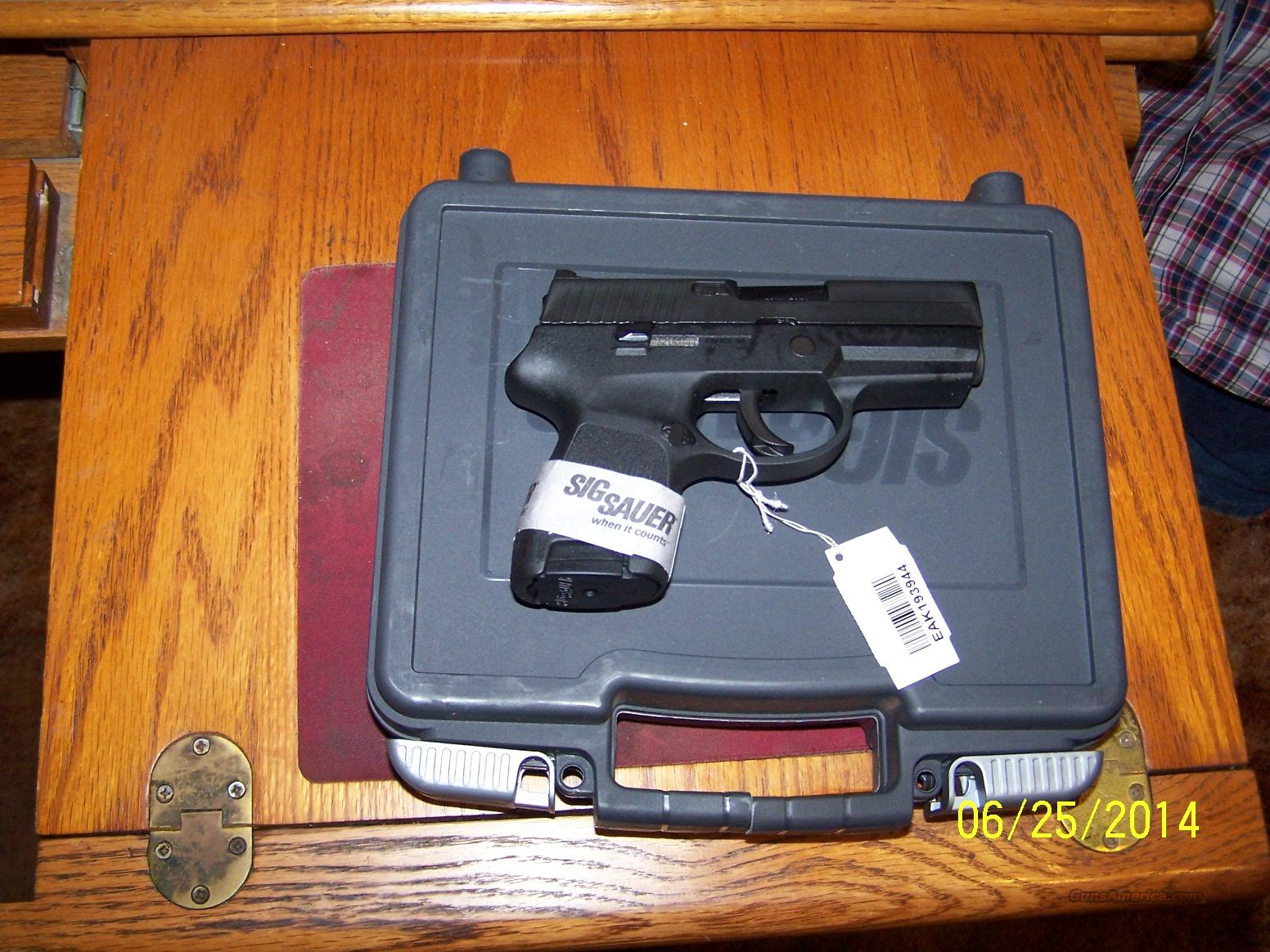 Sig Sauer P 250 9mm SubCompact  Guns > Pistols > Sig - Sauer/Sigarms Pistols > P250