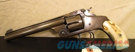 New Model Number 3    44 Russian  Guns > Pistols > Smith & Wesson Revolvers > Pre-1899