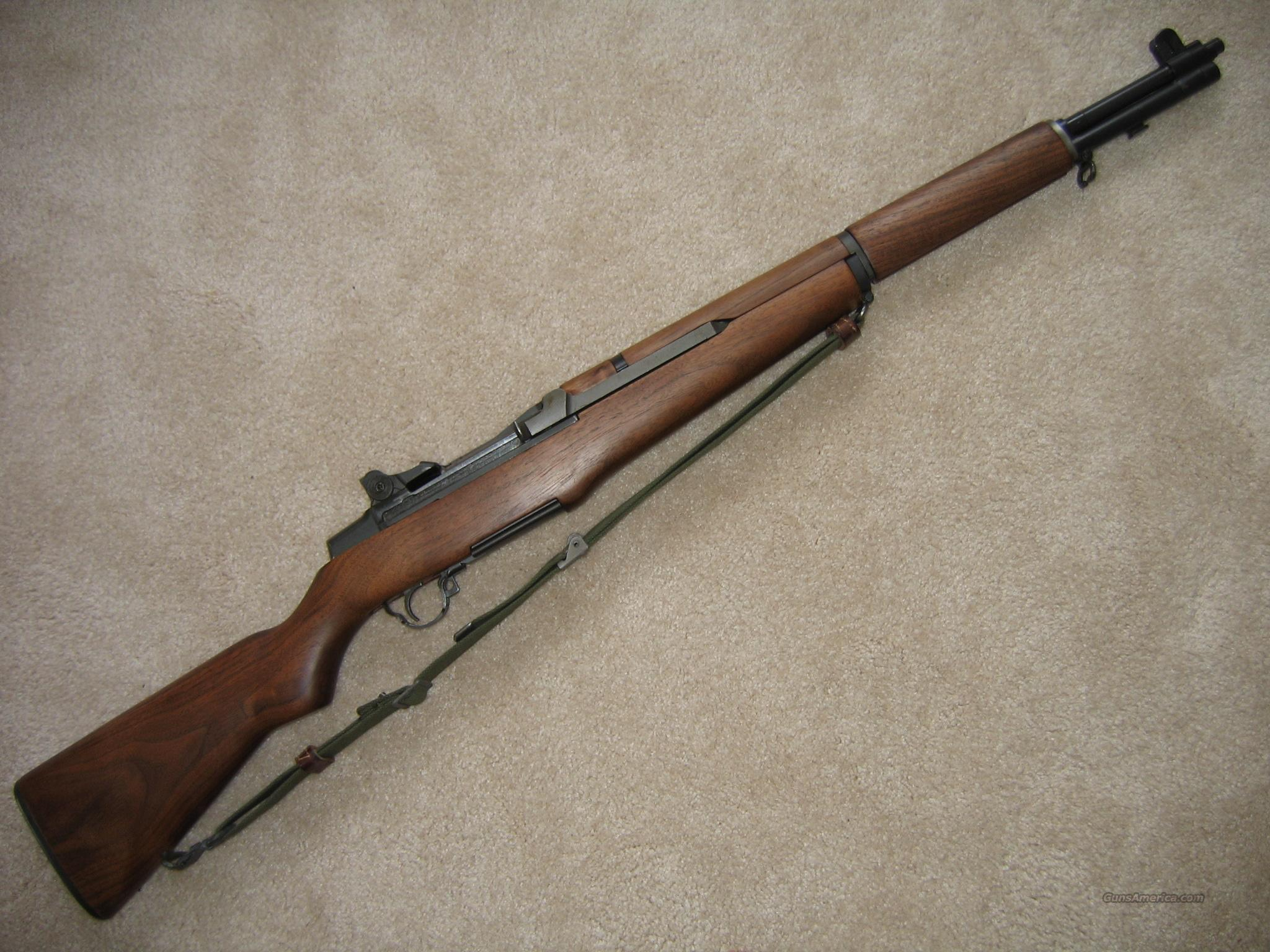 International Harvester (IHC) M1 Garand  Guns > Rifles > Military Misc. Rifles US > M1 Garand
