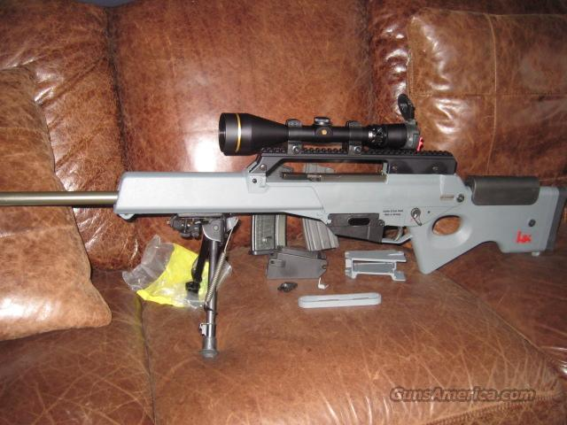 HK SL8 converted with accessories  Guns > Rifles > Heckler & Koch Rifles > Tactical