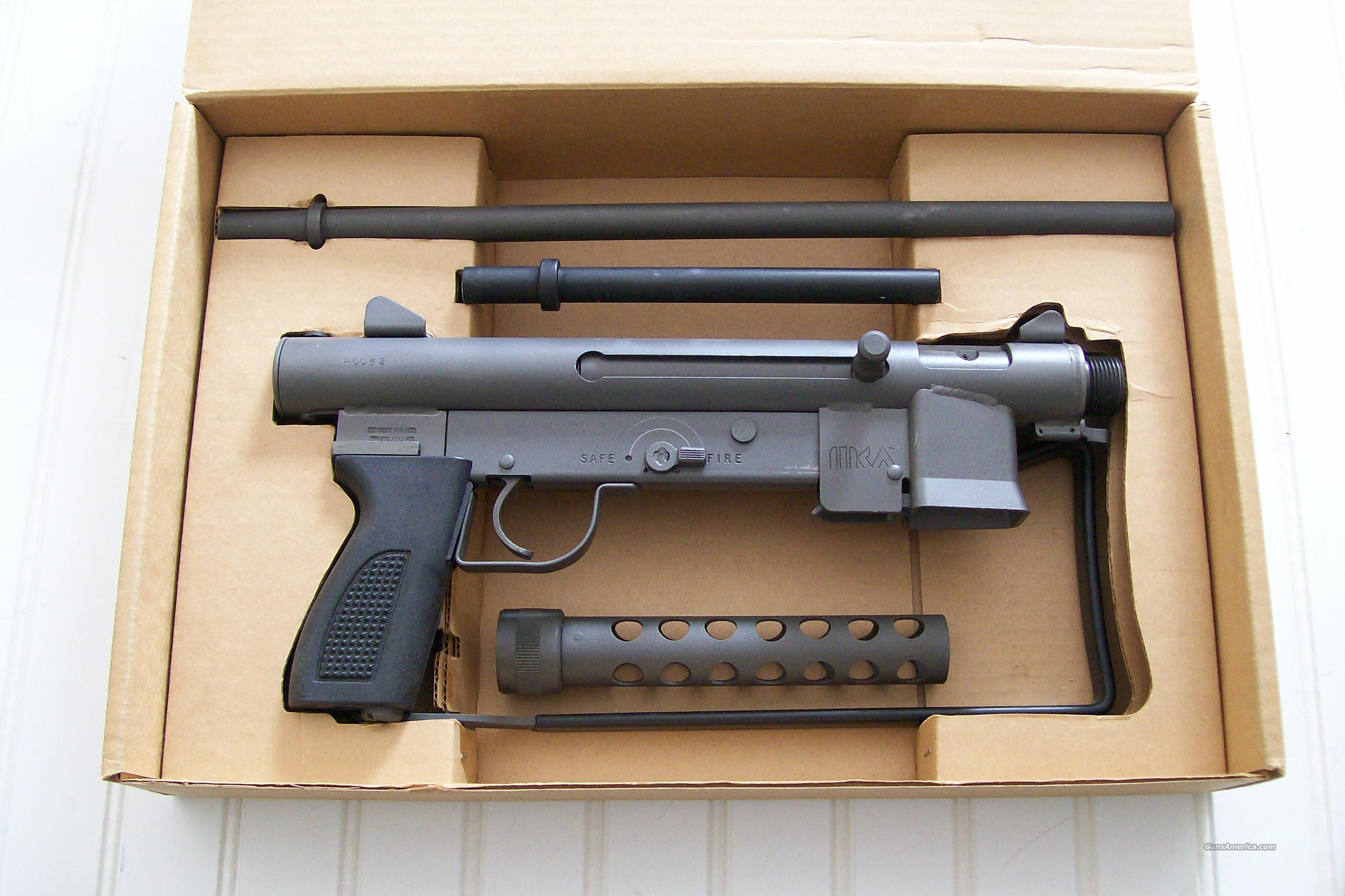 MK ARMS MK760 9MM SEMI-AUTO CARBINE  Guns > Rifles > MN Misc Rifles