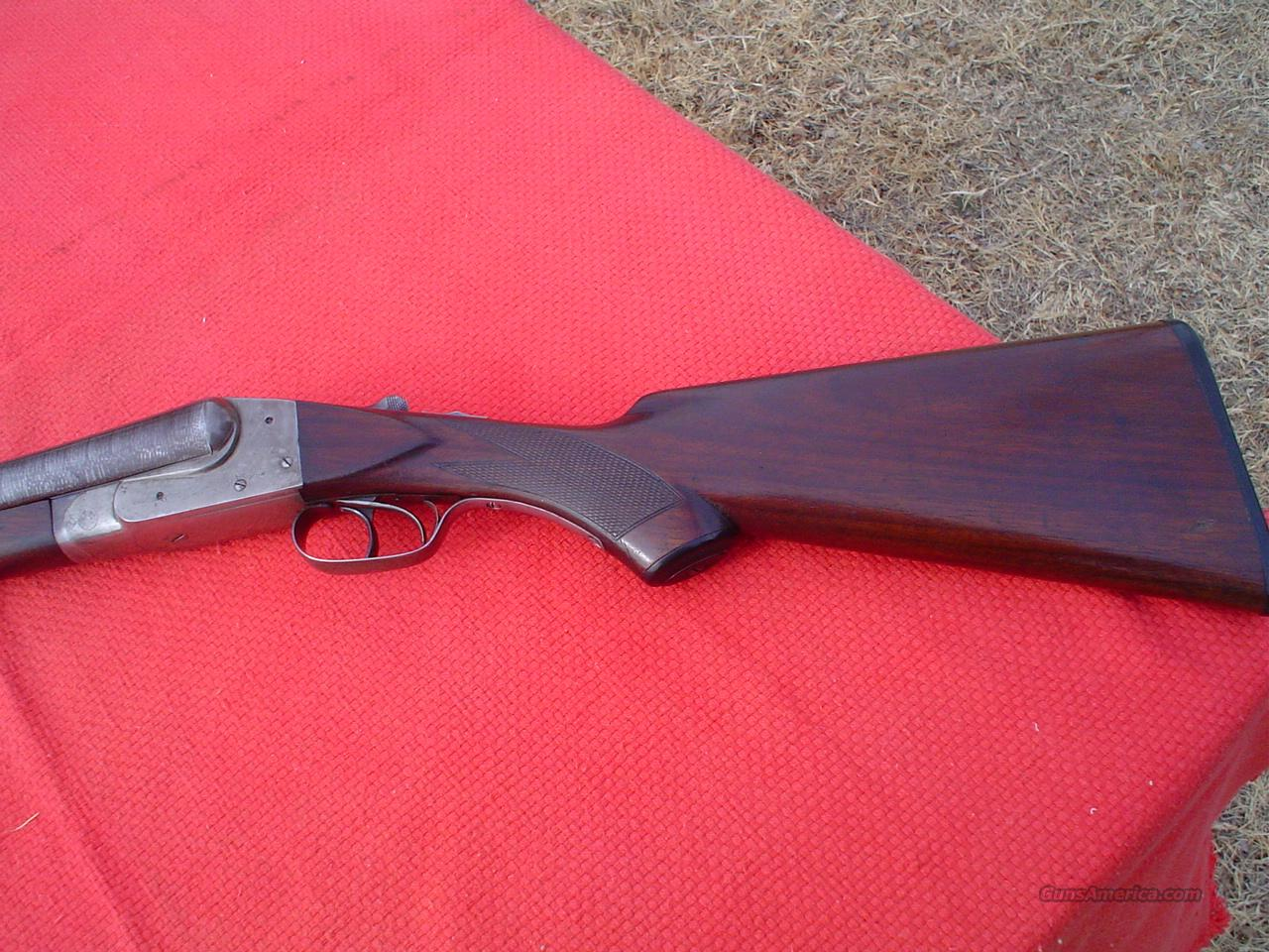 ithaca hammerless 12ga damascus  Guns > Shotguns > Ithaca Shotguns > Pump