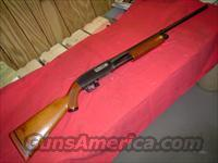 J.C. Higgins - model 20 - 12 gauge pump  Ithaca Shotguns > Pump