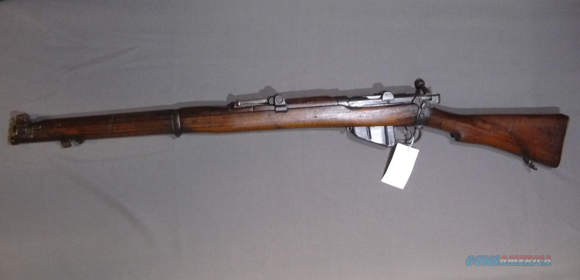 BSA 1917 7.62x39 Rifle  Guns > Rifles > BSA Rifles